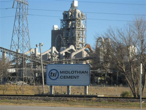 Cement Kilns In Texas : 'whores of texas are upon you all the live long day