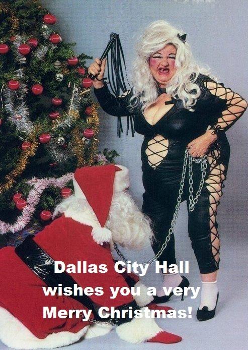 DallasCityHallwishes you