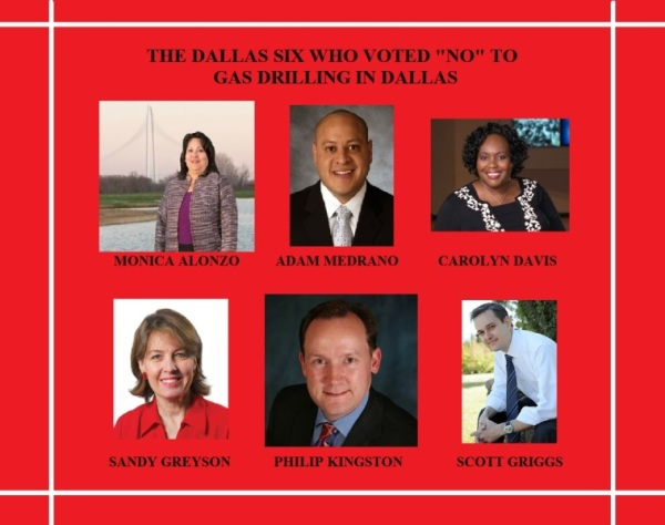 THE DALLAS 6
